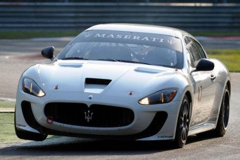 Maserati Gran Turismo MC Corse