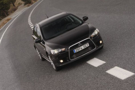 Mitsubishi Lancer Sportback