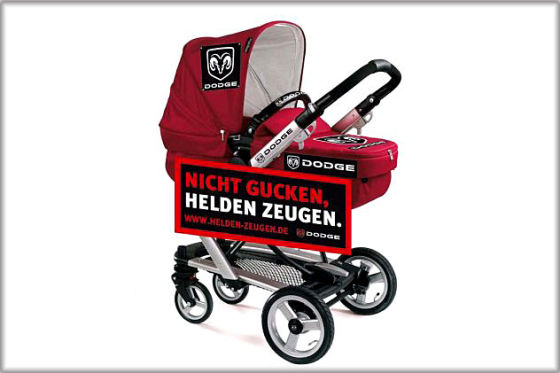 Kinderwagen Dodge