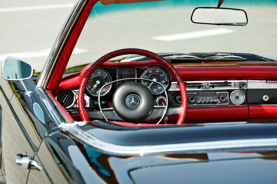 Mercedes-Benz 250 SL W 113