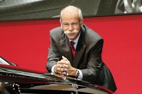 DaimlerChrysler Personalie