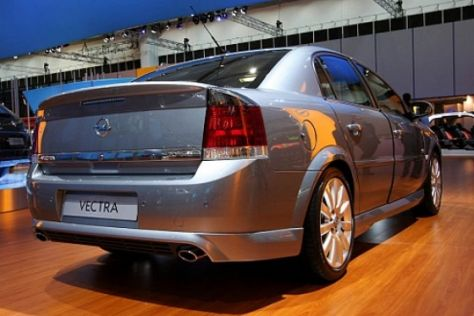 Preise Opel Astra/Vectra/Zafira OPC