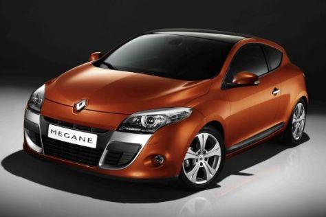Renault zeigt in Paris den neuen Mégane als Coupé.