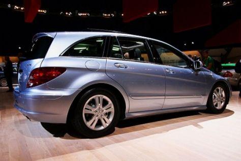 Preise Mercedes R-Klasse/E 420 CDI