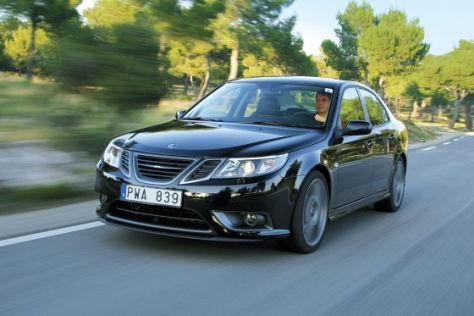 Saab 9-3 2.8 V6 Turbo XWD