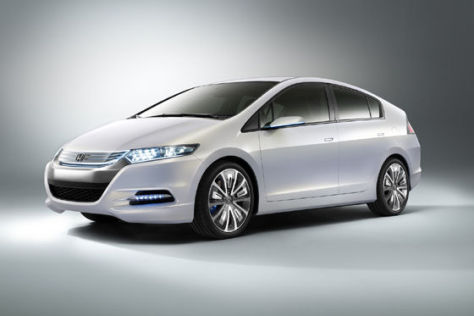 Honda Insight Concept (2008)