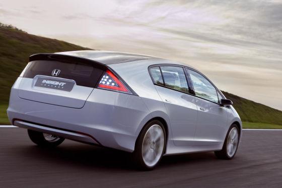 Honda Insight Concept (2008)