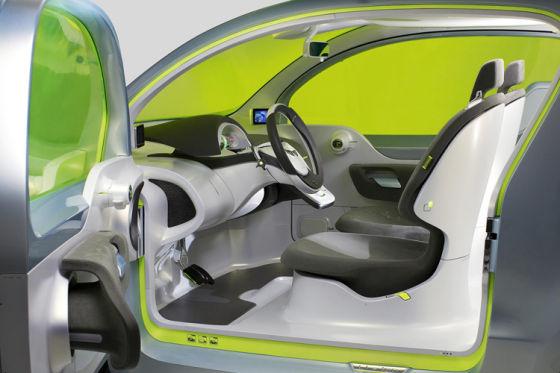 Paris-Studie Renault Z.E. Concept