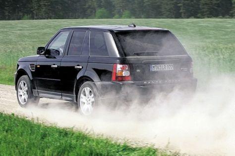 Test Range Rover Sport