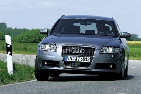 Test Audi A6 3.2 FSI Avant quattro