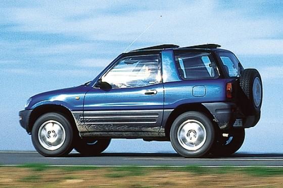 Toyota Rav4 1994 2000 Auf Ihn Ist Verla 223 Autobild De