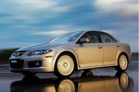 Preise Mazda6 MPS