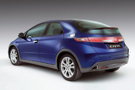 Honda Civic Fünftürer (2009)
