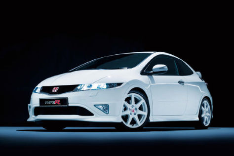 Honda Civic Typr R (2009)