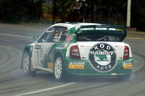 Skoda-Rallye-Fahrschule, Folge 3