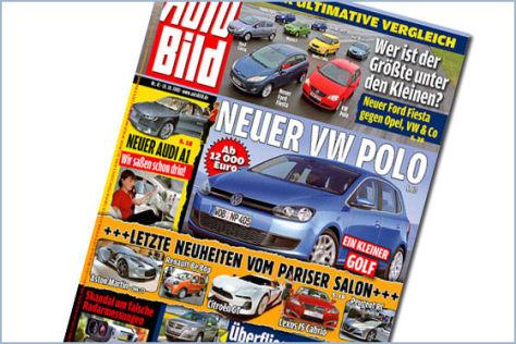 AUTO BILD 41-2008 Cover