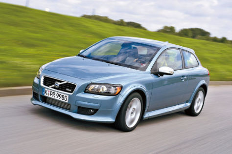 Volvo C30 2.0D Powershift