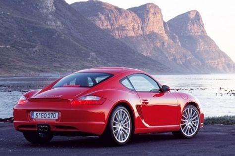 Fahrbericht Porsche Cayman S