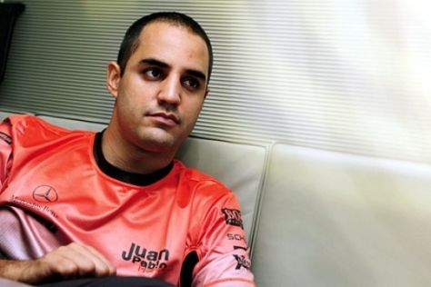 Juan Pablo Montoya im AMS-Interview