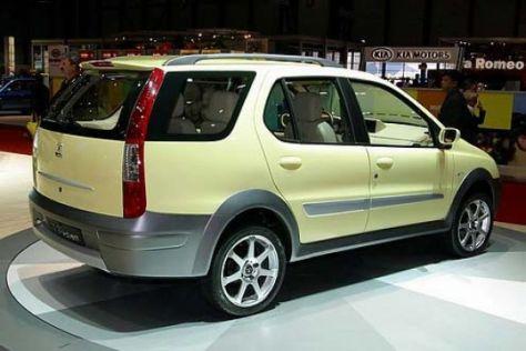 Kooperation von Fiat und Tata