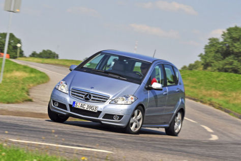 Mercedes-Benz A 150 Blue Efficiency