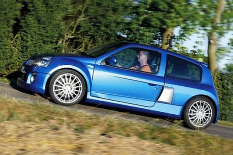 Produktionsende Renault Clio V6