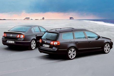 VW Passat mit Design-Paket