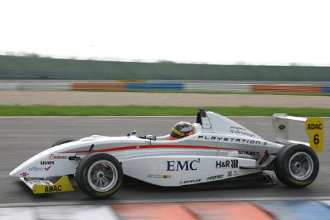 Daniel Abt ADAC Formel Masters