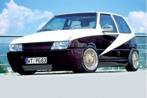 Fiat Uno von Patrick Gassner