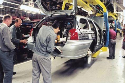 MG Rover soll wieder Autos bauen