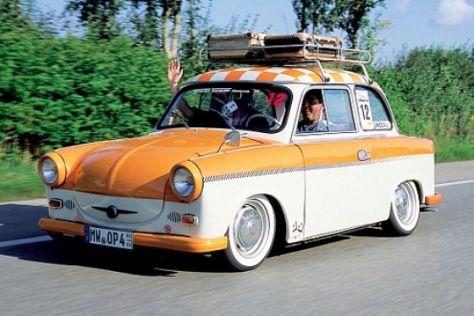 Trabant P50 von René Müller