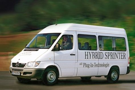 Mercedes-Benz Hybrid-Sprinter