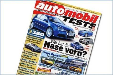 AUTOMOBIL TESTS 10/2005