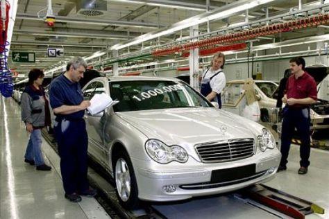 Stellenabbau bei Mercedes-Benz