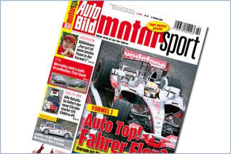 AUTO BILD MOTORSPORT 22-2008