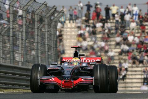 Formel 1 GP von China 2008