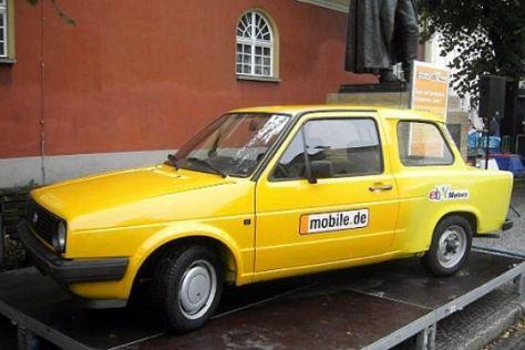 """""""Einheits-Auto"""" wird versteigert"""