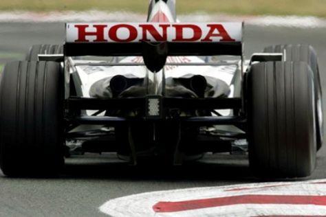 Formel-1-Entwicklung