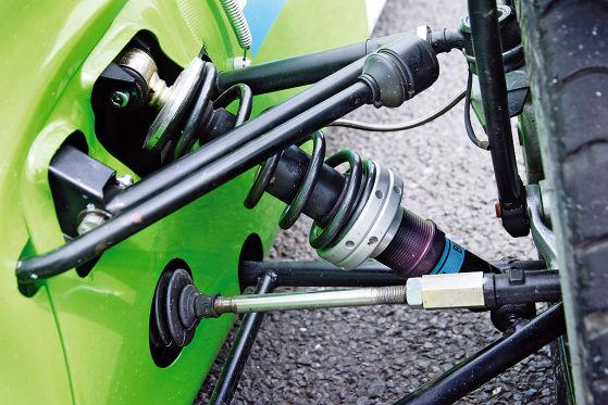 Tracktest: Caterham 7 Roadsport-A
