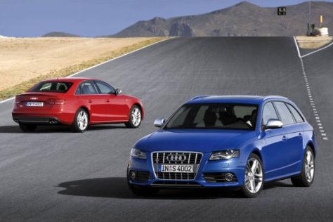 Audi S4 und S4 Avant