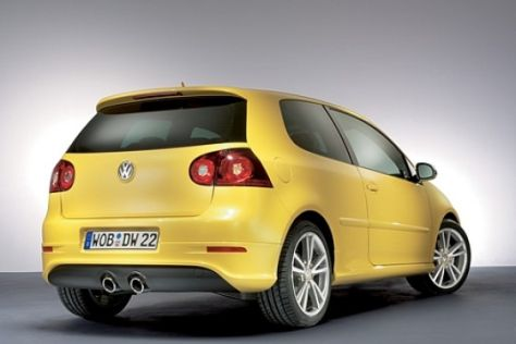 Volkswagen Golf speed