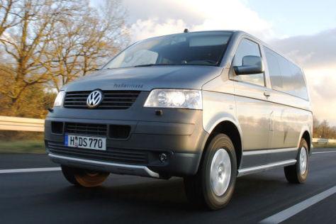 Volkswagen VW Multivan PanAmericana