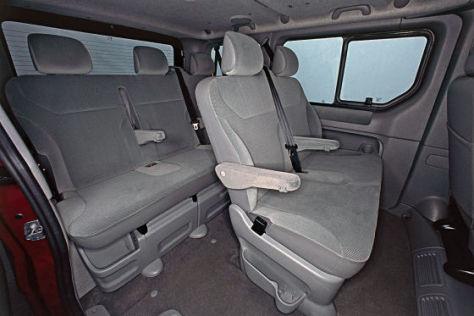 Opel Vivaro/Renault Trafic/Nissan Primastar