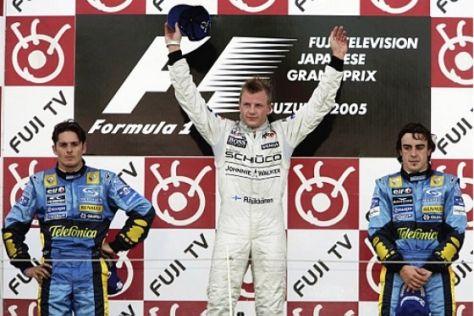 Räikkönens siebter Saisonsieg