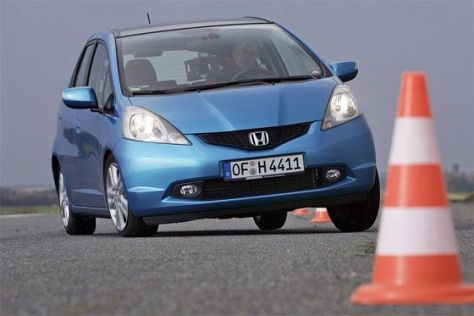 Honda Jazz 1.4 Exclusive