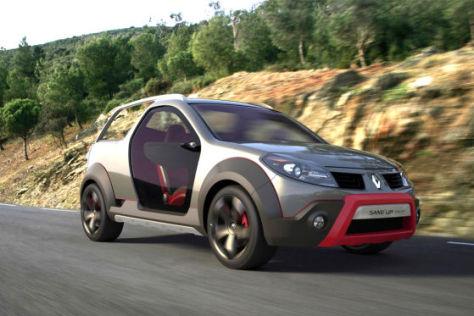 Renault Sand'up Concept