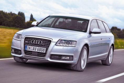 Audi A6 Avant 3.0 TFSI Quattro Tiptronic
