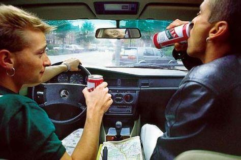 Verkehrsminister fordert Alkoholverbot