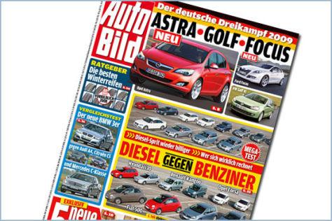 AUTO BILD 44-2008 Cover