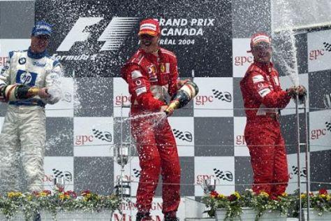 Für 130 Millionen Euro in die Formel 1